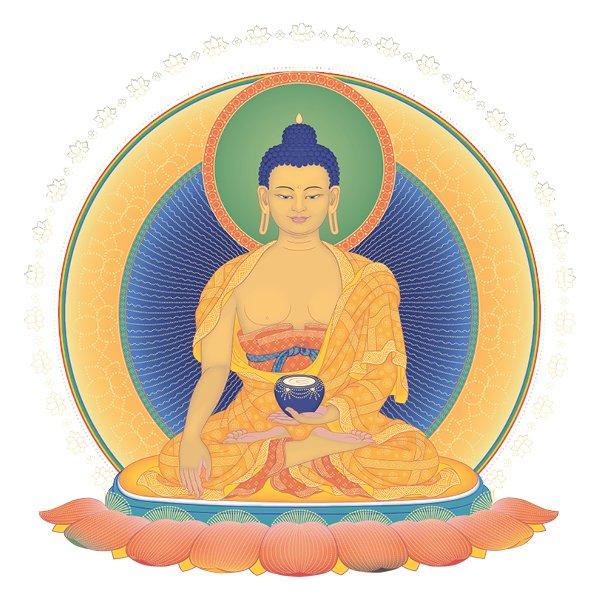 Website Buddha Shakiamuni