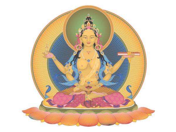 Buddha Prajnaparameta